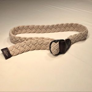 Abercrombie & Fitch | Woven Web Belt